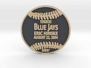 Eric Hinske in Full Color Sandstone