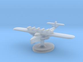 Dornier Do-X German Seaplane (Germany) Qty. 1 in Smooth Fine Detail Plastic