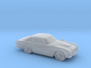 1/87 Aston Martin DB5 in Smooth Fine Detail Plastic