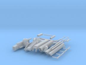 H0 1:87 Ladekran in Smooth Fine Detail Plastic
