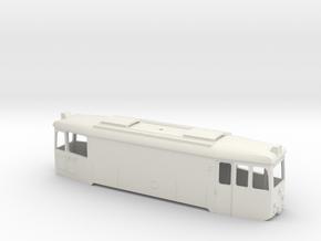 VBLu ATW 62 Wagenkasten in White Strong & Flexible