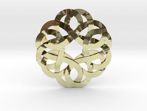 Sixfinity Stargate in 18k Gold