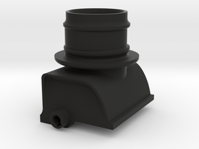 Replacement Brush Neck for Samsung Vacuums in Black Natural Versatile Plastic