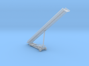 Gravel Pit Conveyor second revised Z Scale in Frosted Ultra Detail