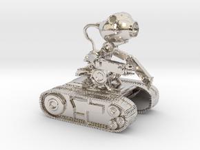 Echobot in Platinum