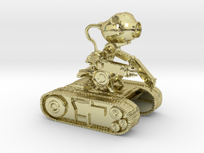 Echobot in 18k Gold