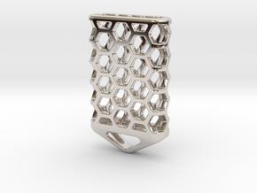 Hex Lantern X5: Tritium (All Materials) in Platinum