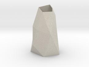 table vase in Natural Sandstone