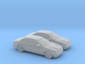 1/160 1998 Jaguar S Type in Frosted Ultra Detail