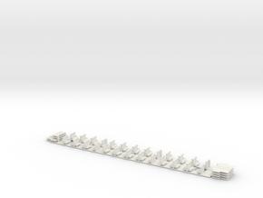#07B - 50 81 20-34 000 Innenausbau in White Natural Versatile Plastic