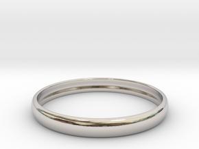 PA RingEasyCT12t08H3d235 in Platinum