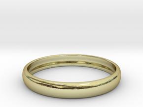 PA RingEasyCT12t08H3d195 in 18k Gold