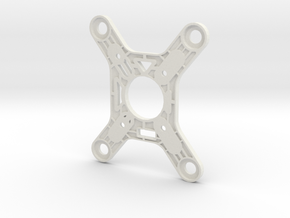 DJI Phantom 3 Gimbal Bracket in White Natural Versatile Plastic
