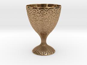 PA GobletV101fs SE86uv3h99 in Polished Brass