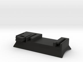 Di2 Junction 'A' Tape-On Clip in Black Natural Versatile Plastic