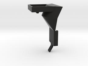 Fizik ICS Axiom Taillight Adapter in Black Natural Versatile Plastic