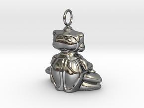 BBUDA STL in Fine Detail Polished Silver