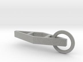 A1 in Metallic Plastic