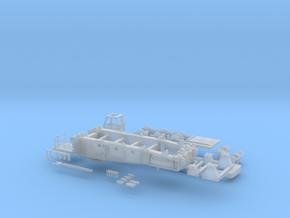 L1750 05  750 to Raupenkran Oberwagen Transport in Smooth Fine Detail Plastic