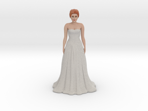 Redhead Bride (v.1) in Full Color Sandstone