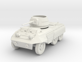 PV82 M8 Late Production (1/48) in White Natural Versatile Plastic