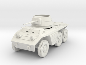 PV82C M8 Late No Skirts (28mm) in White Natural Versatile Plastic