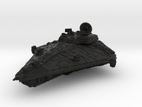 (Armada) Vigil-class corvette in Black Strong & Flexible