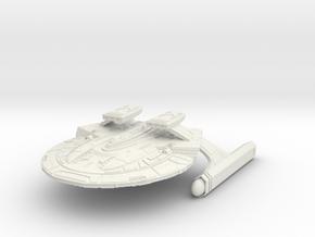 Valreliant II Refit Class HvyCruiser in White Strong & Flexible