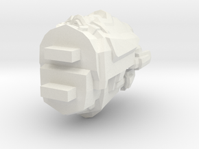 Legion - 005 Engine - 04 Interdiction Nullifier in White Natural Versatile Plastic