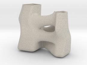 Detach in Natural Sandstone
