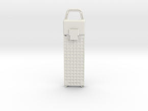 LiPo Case Ac in White Natural Versatile Plastic