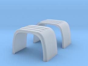 Kotflügel für Scaniazugmaschinen in Smooth Fine Detail Plastic