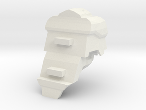 Legion - 002 Torso - 02 Nanobot Injector in White Natural Versatile Plastic