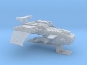 6mm ThunderSquak Transporter Dropship in Smooth Fine Detail Plastic
