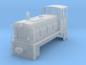 Ns4 DR Spur 1 e/f/p Chassis/ Gehäuse in Smooth Fine Detail Plastic
