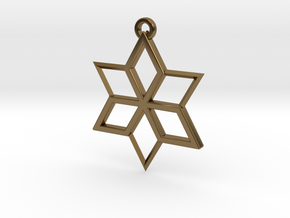 SOD1 in Polished Bronze