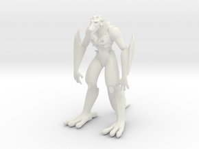 Figure four in White Natural Versatile Plastic