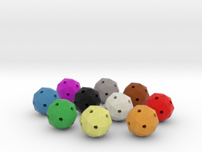 Hollow Blank D60 Set in Full Color Sandstone