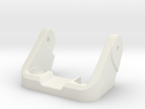 Armattan Morphite 180 Camera mount in White Natural Versatile Plastic