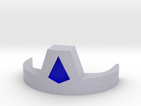 Runescape: Water Tiara in Full Color Sandstone