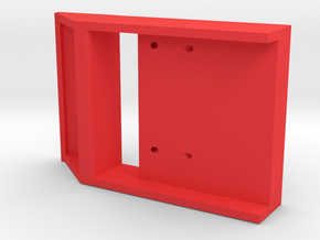 FRAM71 Front-Port Housing in Red Strong & Flexible Polished