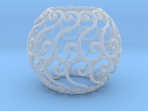 Celtic sphere (4,13)  v1.2 in Smooth Fine Detail Plastic