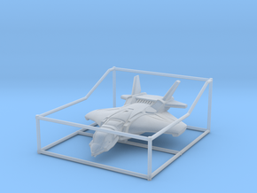 400_WS_Quinjet [x1] [F] in Smooth Fine Detail Plastic