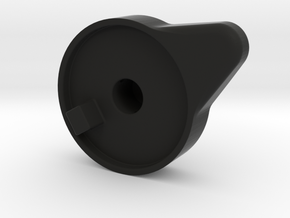 Lockout Handle in Black Strong & Flexible