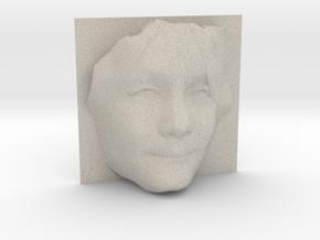 3x3 GracePrintstl in Natural Sandstone