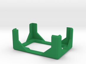 Star Wars: X-Wing Miniatures Damage Deck Holder in Green Strong & Flexible Polished