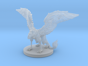 Griffon Miniature in Frosted Ultra Detail