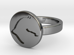 Signet Ring (TheMarketingsmith) in Premium Silver