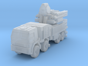 Pantsir SA-22 1:200 in Smooth Fine Detail Plastic
