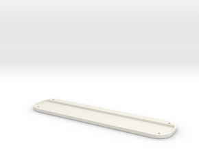 NEODiMOUNT Bracket For Structure Sensor  V1.4  Mag in White Natural Versatile Plastic